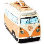 VW Volkswagen T1 Camper Van Lunch Bag – Orange – Multiple Color Options Available