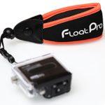 FloatPro Floating Wrist Strap For GoPro & Waterproof Camera (Orange). #1 Must-Have Float Accessories. 1-Year Warranty.