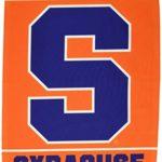 NCAA Syracuse Orange Garden Flag, 11″x15″, Team Color