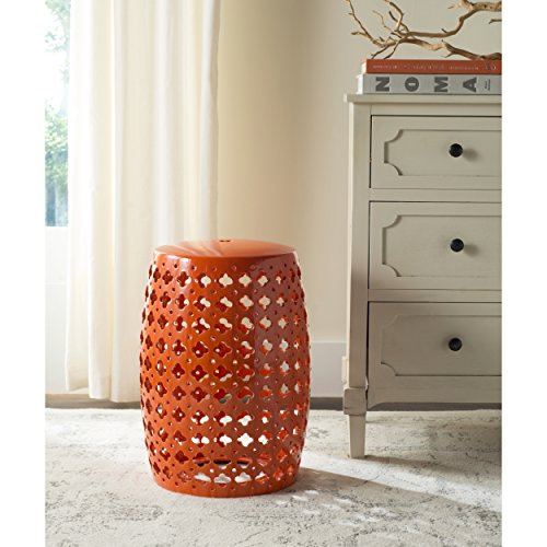 light castle safavieh ceramic amazon dp blue garden collection stool com lattice circle gardens
