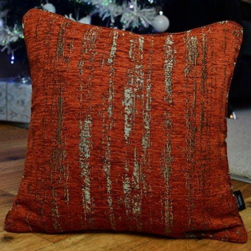 McAlister Plush Woven Textured Chenille Pillow Cover Sham ...
